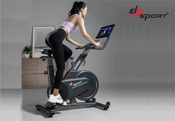 đạp xe giảm cân hiệu quả