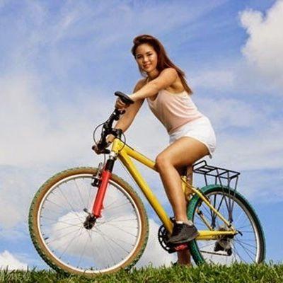 Đạp xe có tác dụng gì đối với sức khỏe của người trung niên?