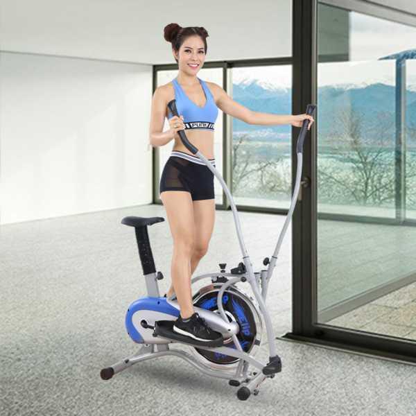 xe đạp tập thể dục nào tốt