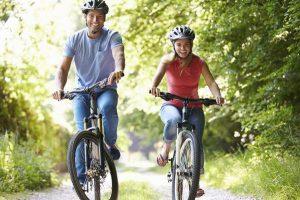 đạp xe chữa thoát vị đĩa đệm
