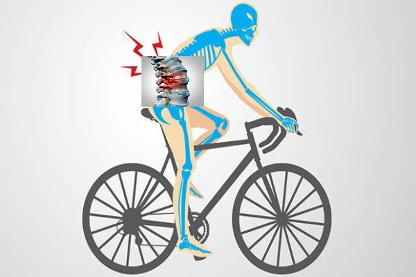 xe đạp tập cho người thoát vị đĩa đệm