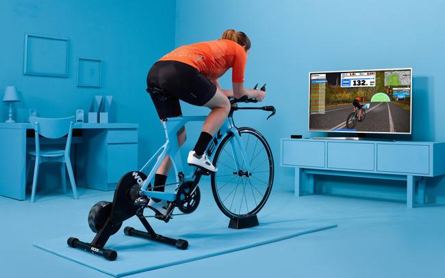 Cách tập xe đạp tại nhà