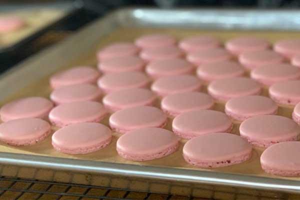 cách làm bánh macaron tại nhà