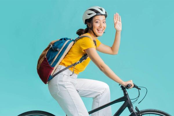 đạp xe đạp tiếng anh là gì