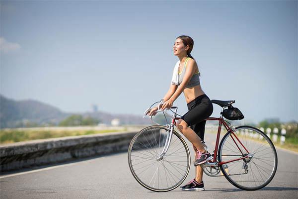 tác dụng đạp xe giảm cân